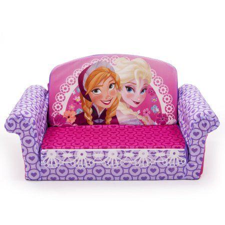 Peachy Marshmallow Furniture 2 In 1 Flip Open Sofa Disney Frozen Download Free Architecture Designs Scobabritishbridgeorg
