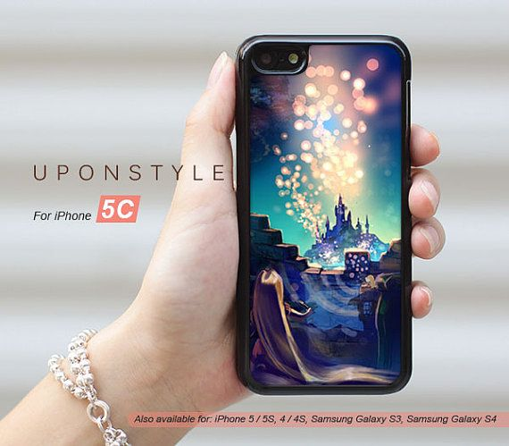 on sale 33551 3d99c Phone Cases iPhone 5C Case Disney Tangled iPhone Case by uponstyle ...