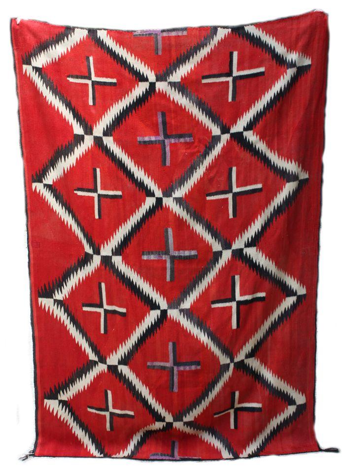 Navajo Transitional Blanket