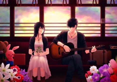 Anime romantico  ♡