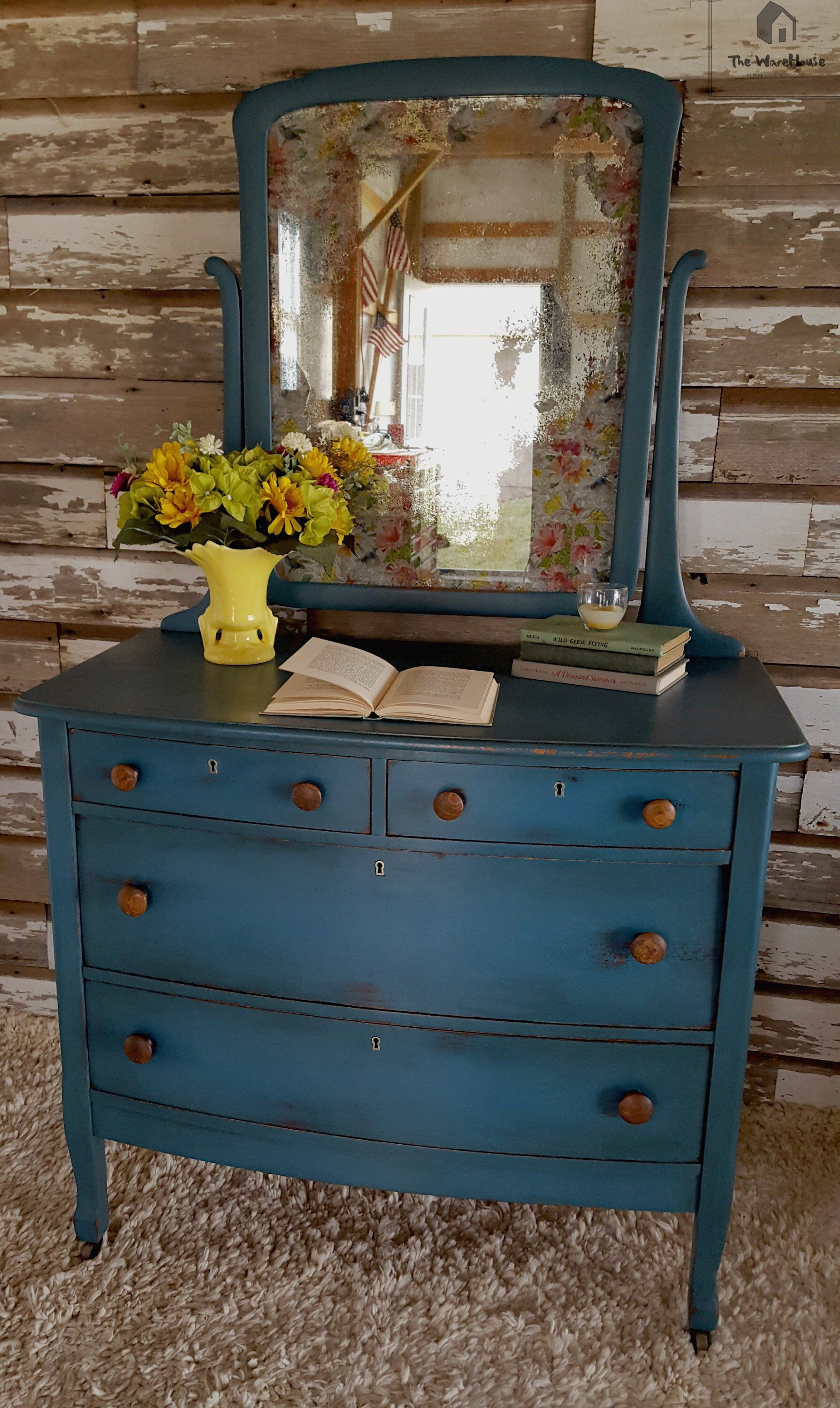 Pin By Shelley Skinner On New Trailer Floral Mirror Unique