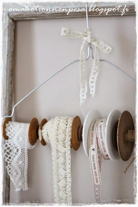 Sisustus- ja lifestyleblogi joka käsittelee maalaisromanttista sisustamista, somistamista, ompelua, leipomista ja lastenvaatteita.