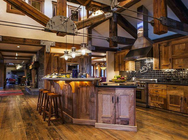 12 Rentals With Dream-Worthy Kitchens | Rental kitchen ...
