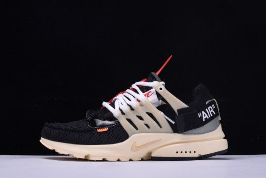Off White x Nike Air Presto White