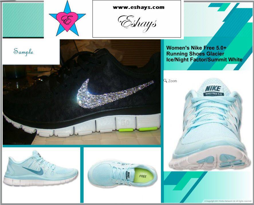 new arrival f4b47 3ecc5 Pin on Rhinestone Running Shoes