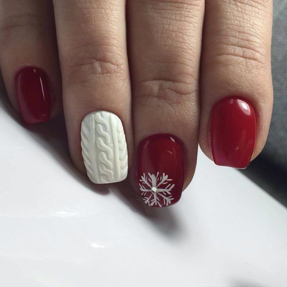 Nail Art #3134 - Best Nail Art Designs Gallery | Ring finger nails ...