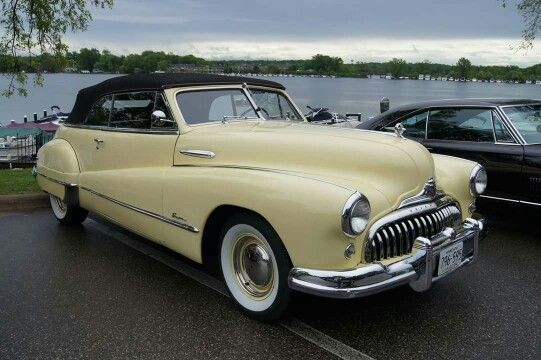1948 super buick convertible