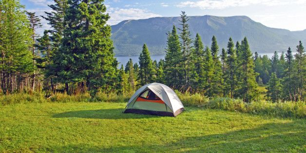 Les 30 plus beaux sites de camping au Canada (PHOTOS)