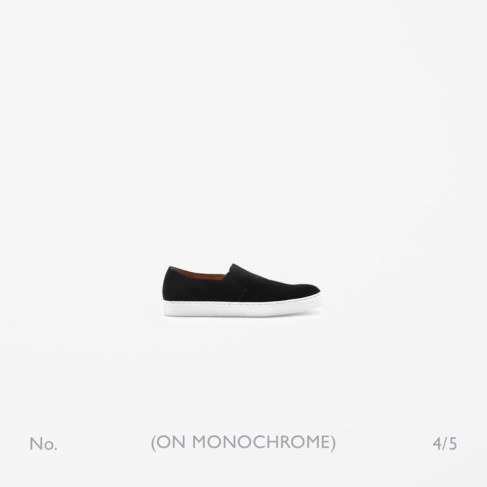 Slip-on sneaker & COS