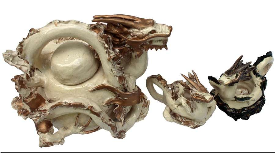 Dragon Tea Pot