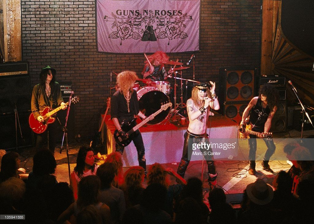 The Definitive Guns N Roses By Marc Canter Photos and ...