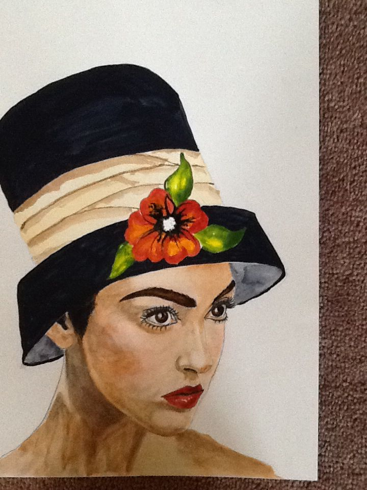 Watercolour by phyliss