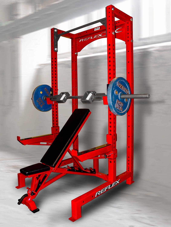 Reflex g half rack b sc crypted molesting chambers gym