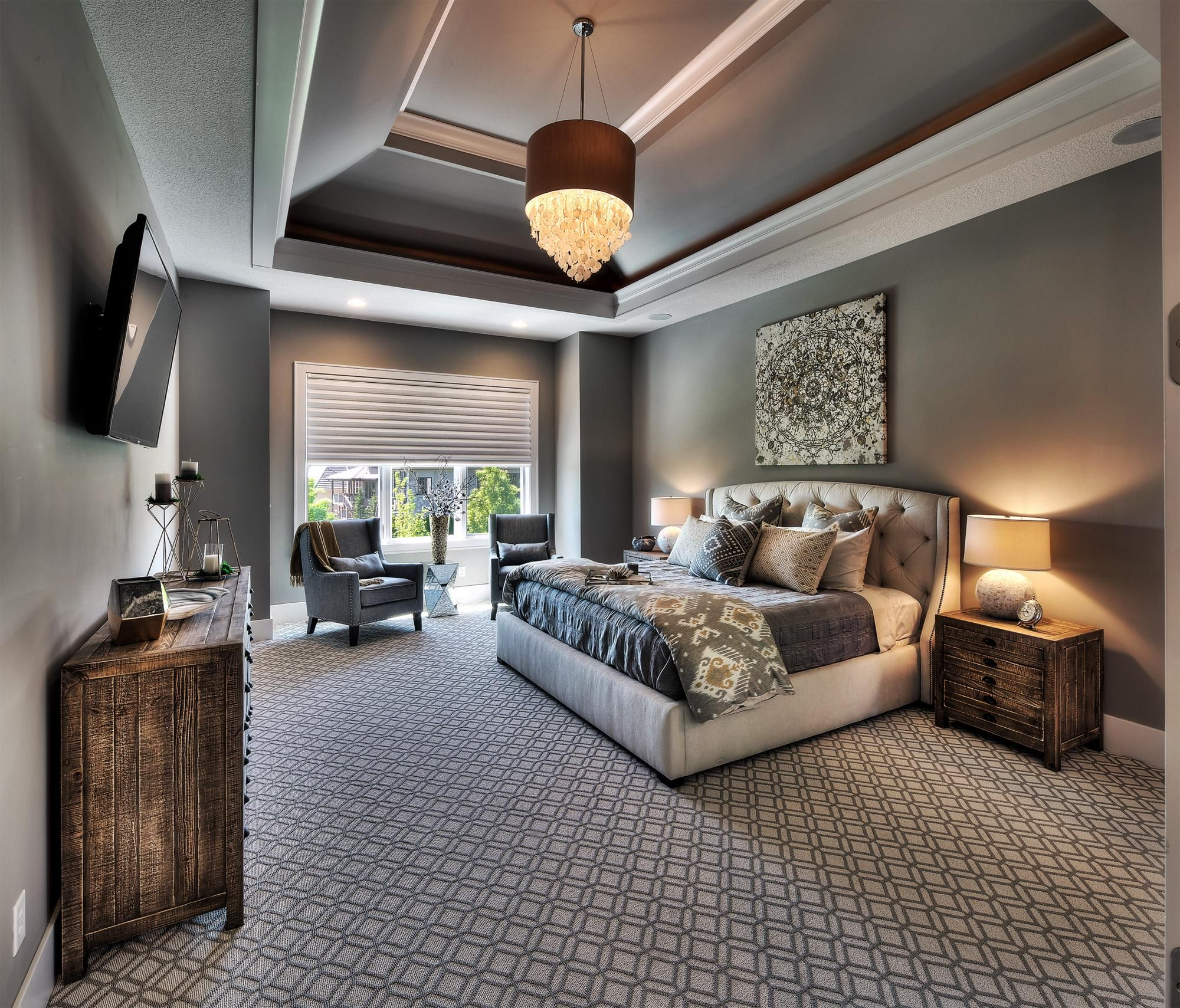 master bedrooms photo gallery  custom homes in kansas