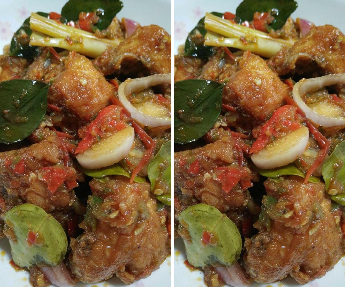 Resipi Ayam Cili Padi Tomyam Pedas Wangi Pemecah Selera Wajib Cuba Rasa Recipes Food Pedas