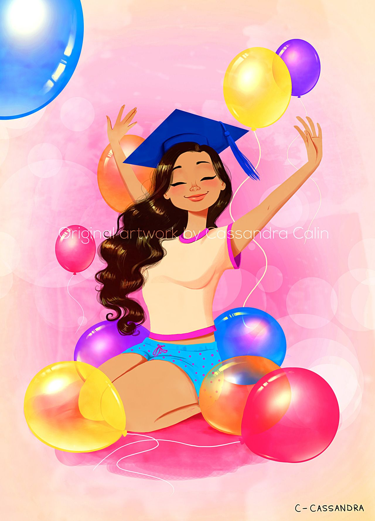It s been an awesome week celebrating my graduation and catching up on lost sleep now that it s - Dessin de calin ...