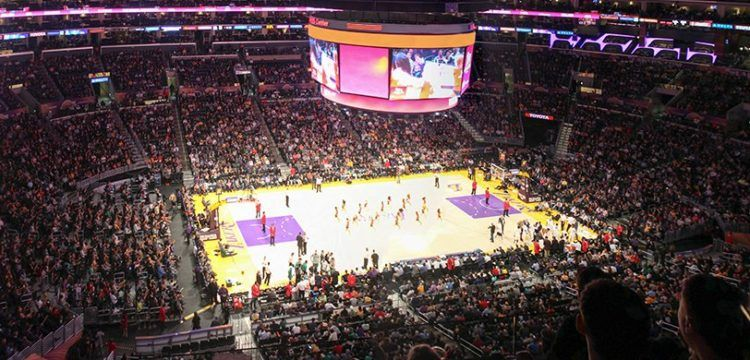 How Much Does It Cost To Attend A Los Angeles Lakers Game Lakers Game Lakers Vs Lakers Vs Clippers