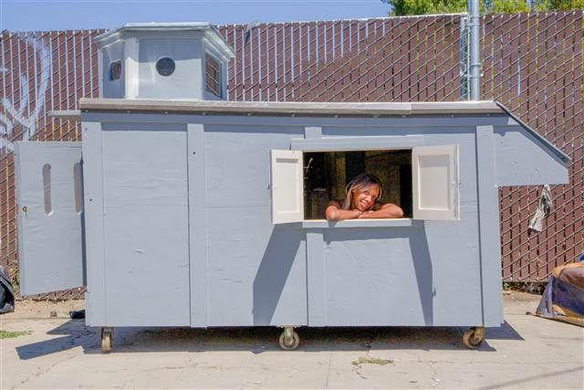 Tiny Houses A Big Idea To End Homelessness Building A House Tiny House Little Houses