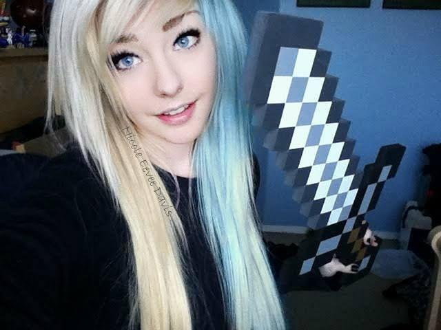Hair Style Eevee: Nicole Eevee Davis