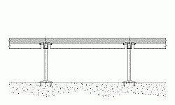 Standard Construction With Stringers Detallitos