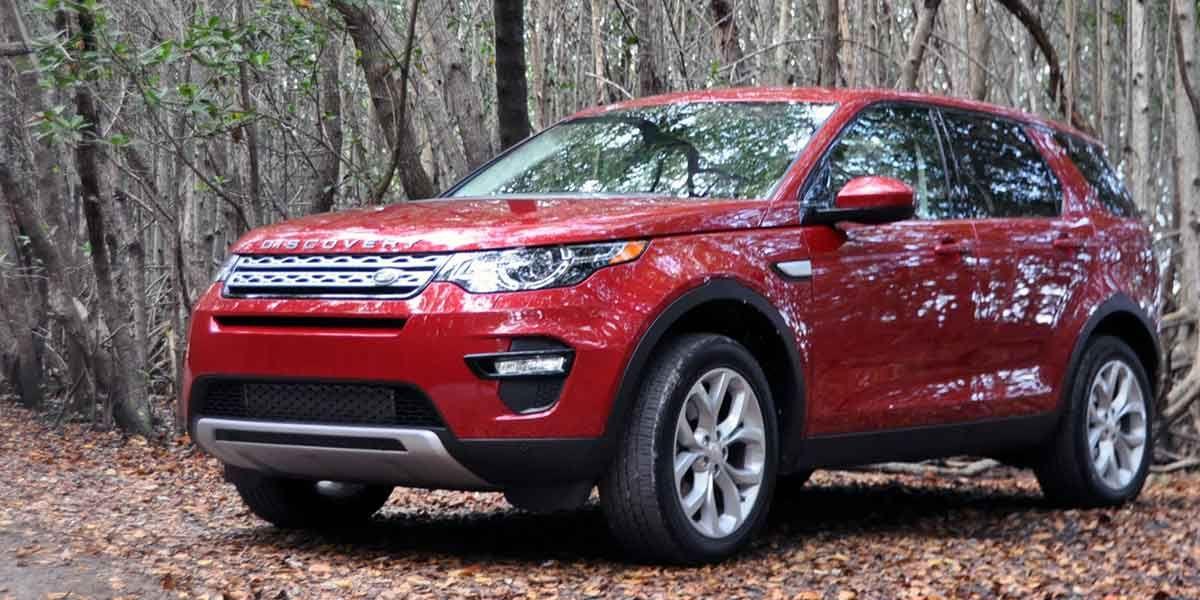 Land Rover Discovery Sport 2016, la nueva generación de