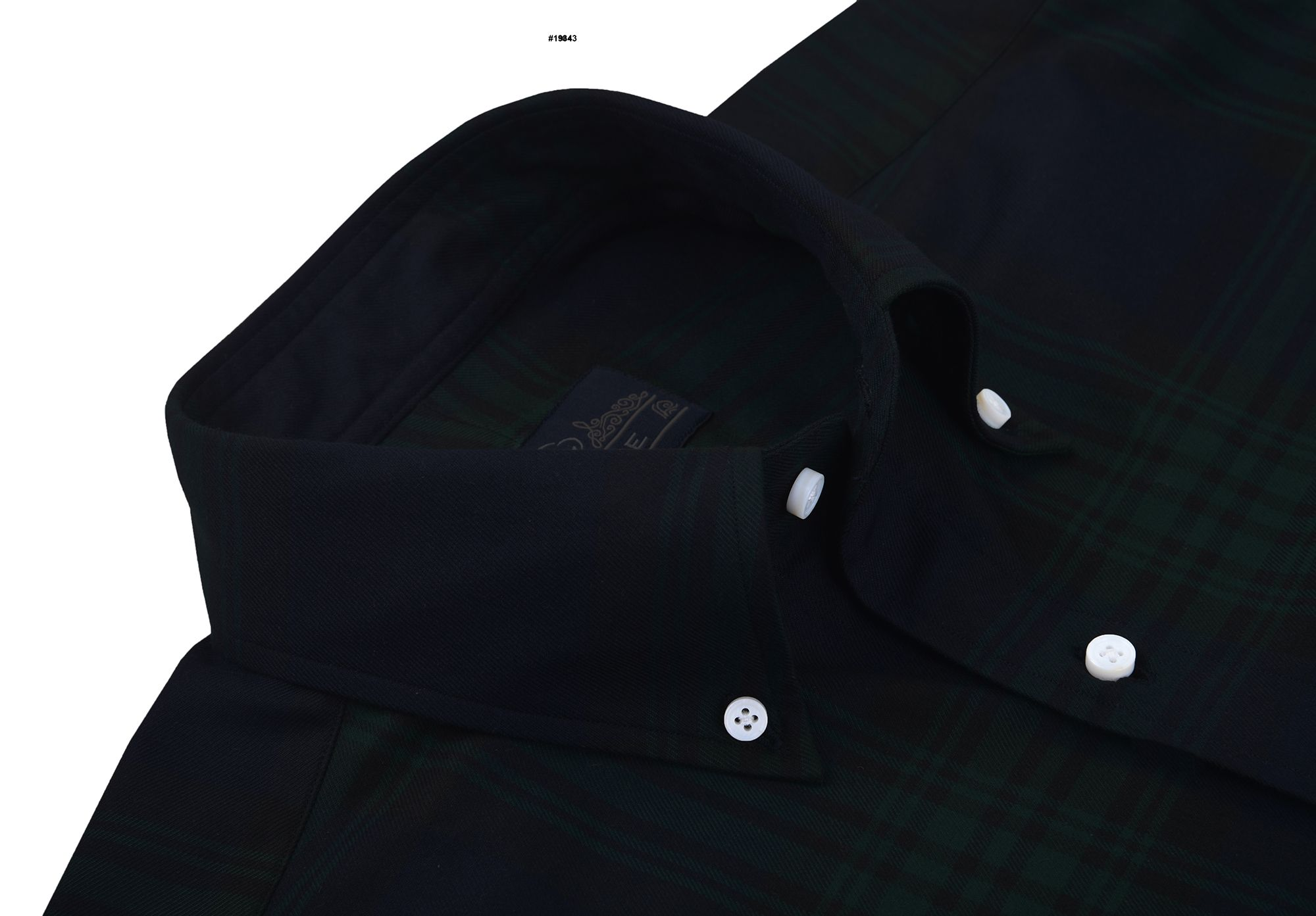 Blackwatch dress shirt