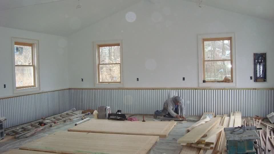Craftsman Style Garage Project 28x32 With Apartment
