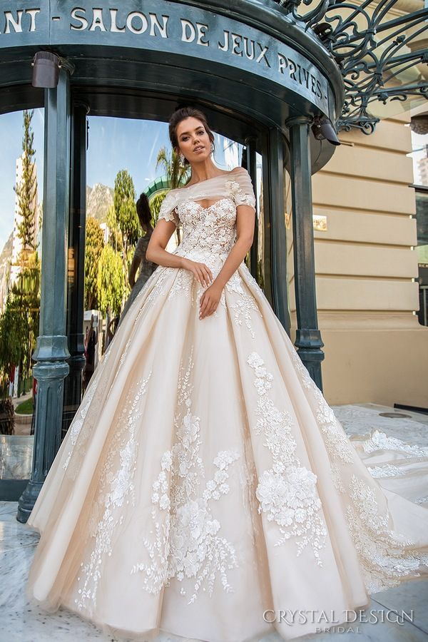 Crystal Design Haute & Sevilla Couture Wedding Dresses 2017 ...