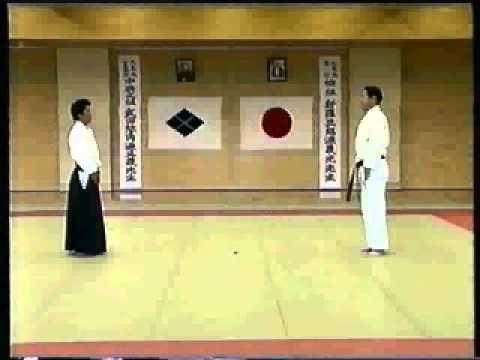 Older Daito Ryu Aikijujutsu video Soden techniques | Daito