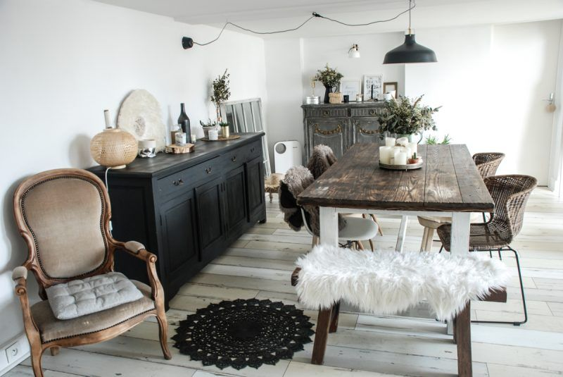 MA DÉCO  SALLE A MANGER Salons, Hygge and Living rooms