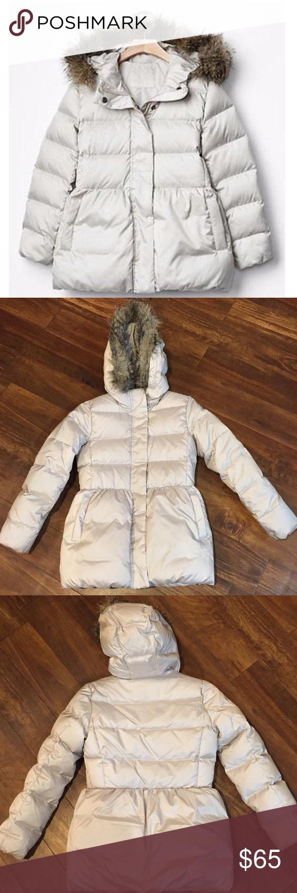 Gap Kids Girls Down Bubble Puffer Jacket Size Xl Gap Kids Girls Clothes Design Jackets [ 1740 x 580 Pixel ]