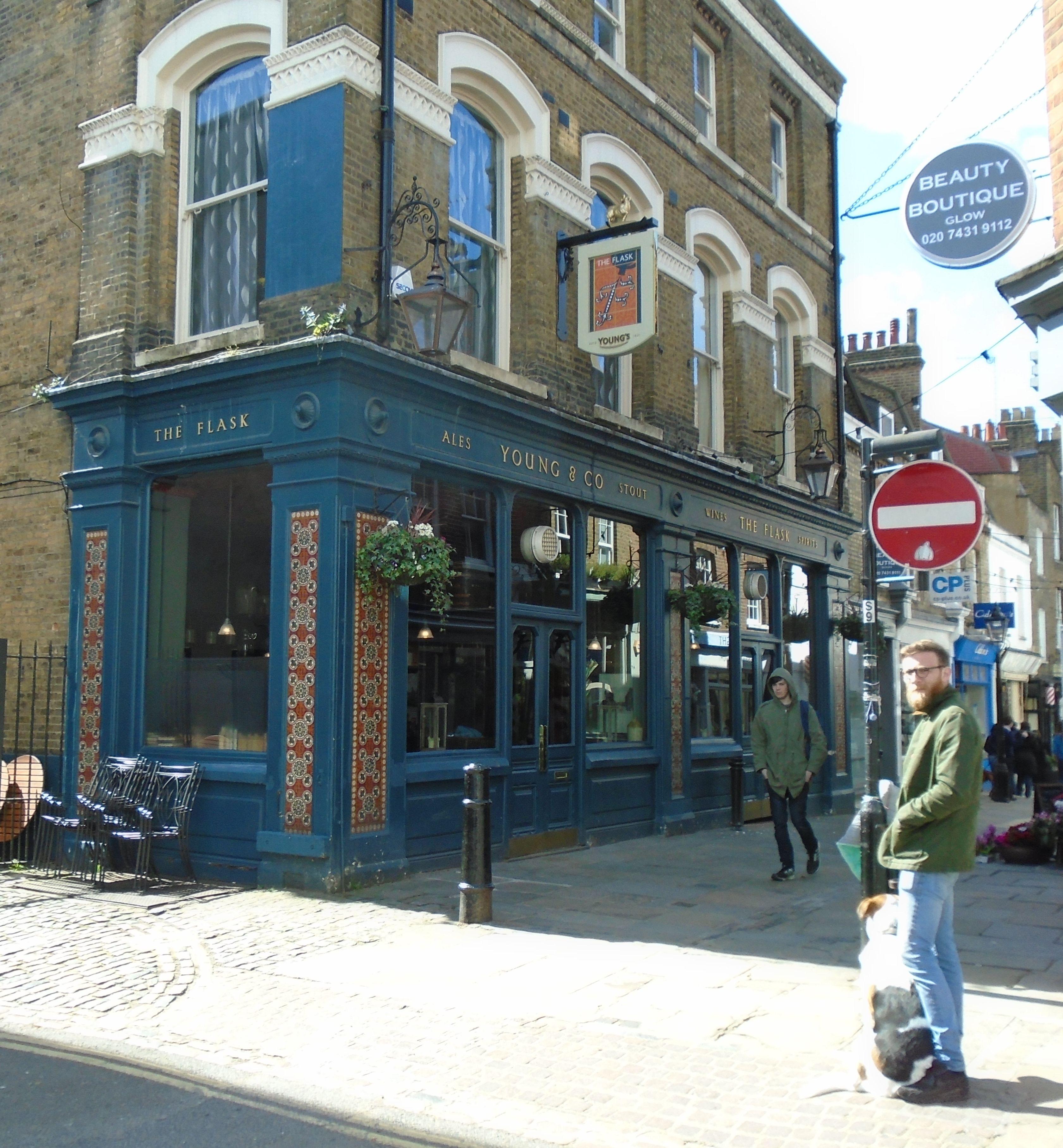 Pub, Hampstead, Hampstead Heath