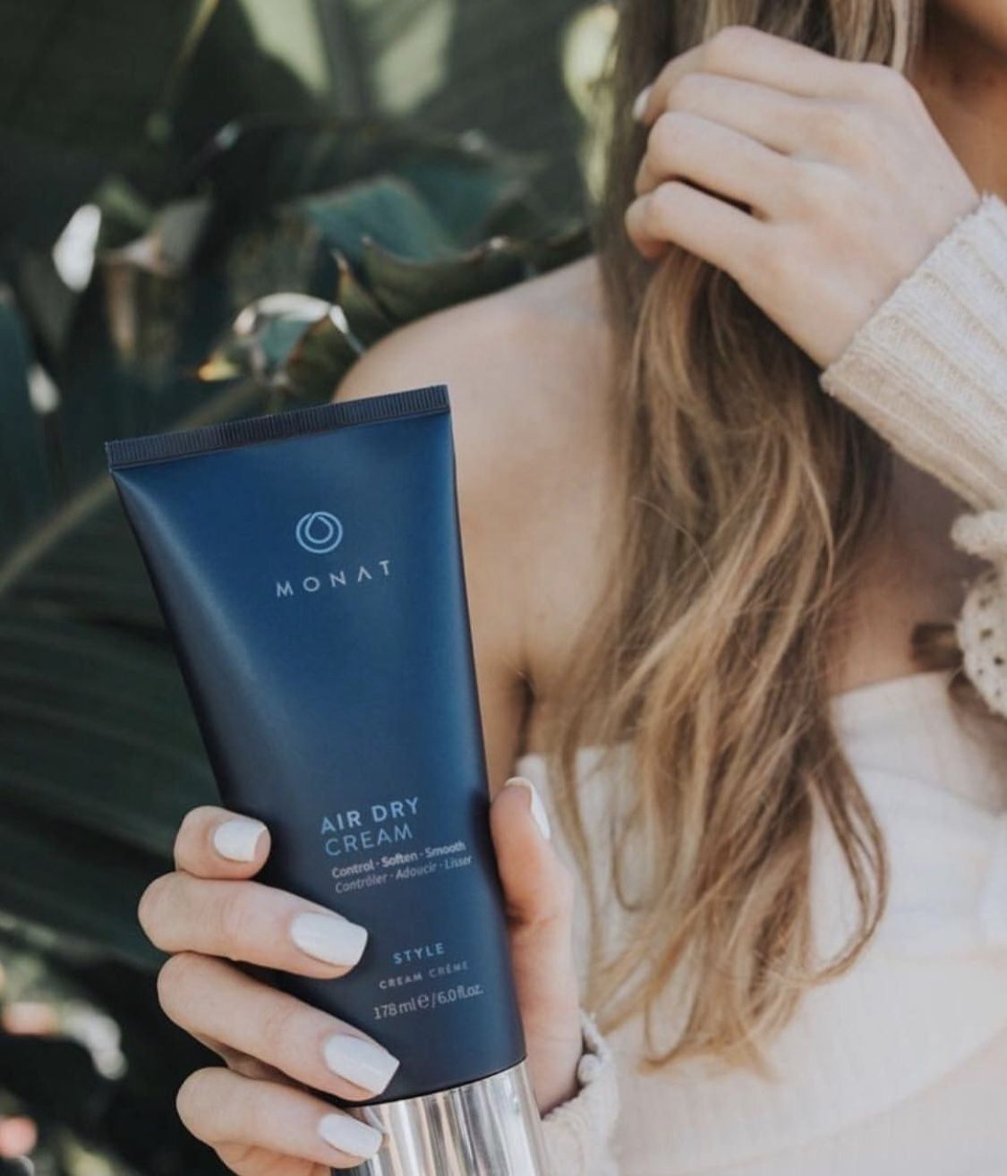 MONAT's Air Dry Cream has quickly a favorite of