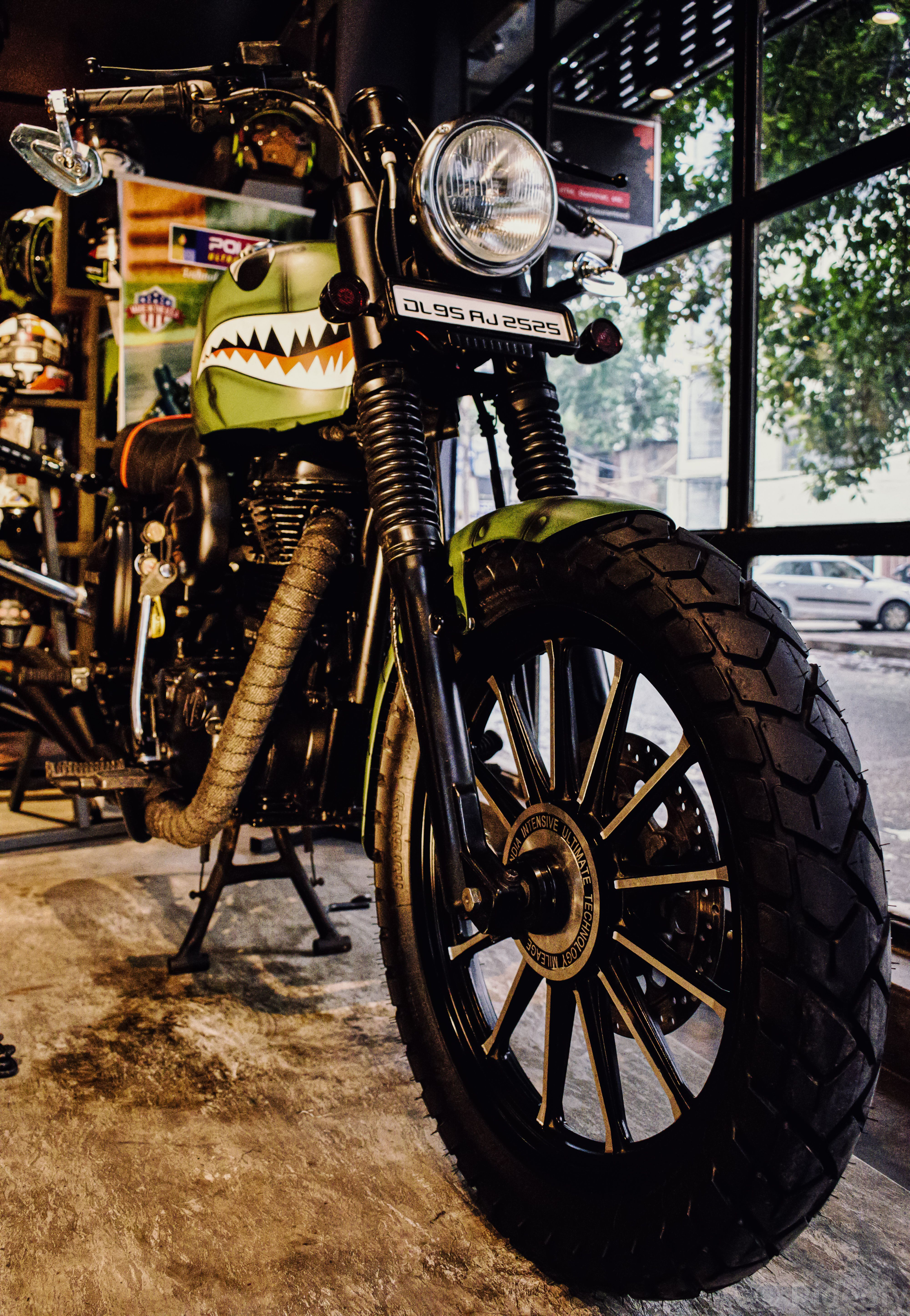 Rideofy Is The Best Bike Modifications Store In Delhi Ncr For