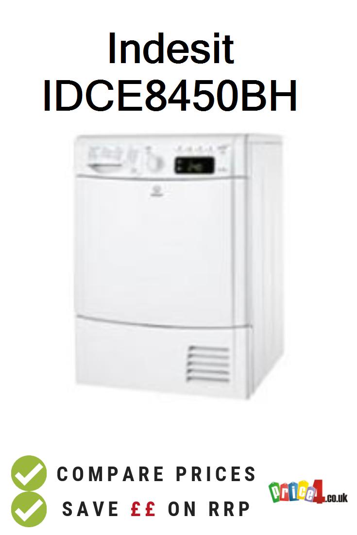 Indesit Idce8450bh Uk Prices Tumble Dryers