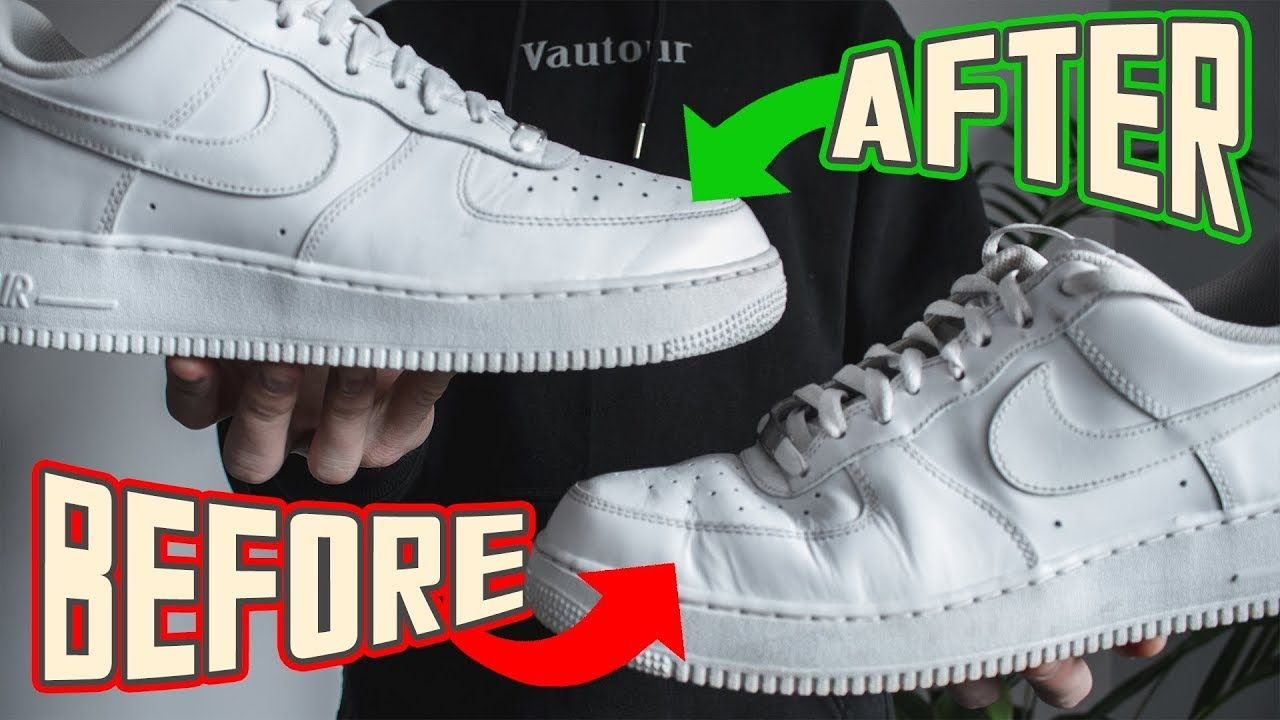 air force 1 crease