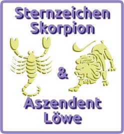 Skorpion kennenlernen
