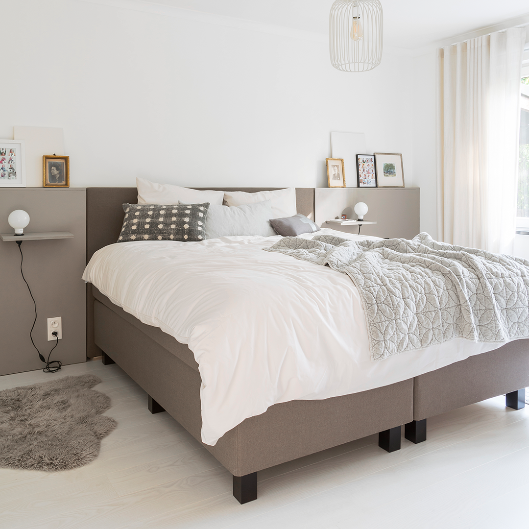 Boxspring Home 405n Thuis Huis Interieur Thuisdecoratie