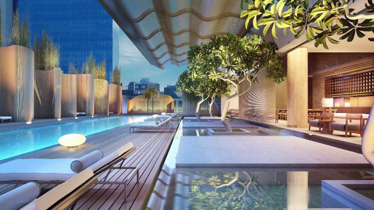 2F. V BY CROWN — Koichi Takada Architects