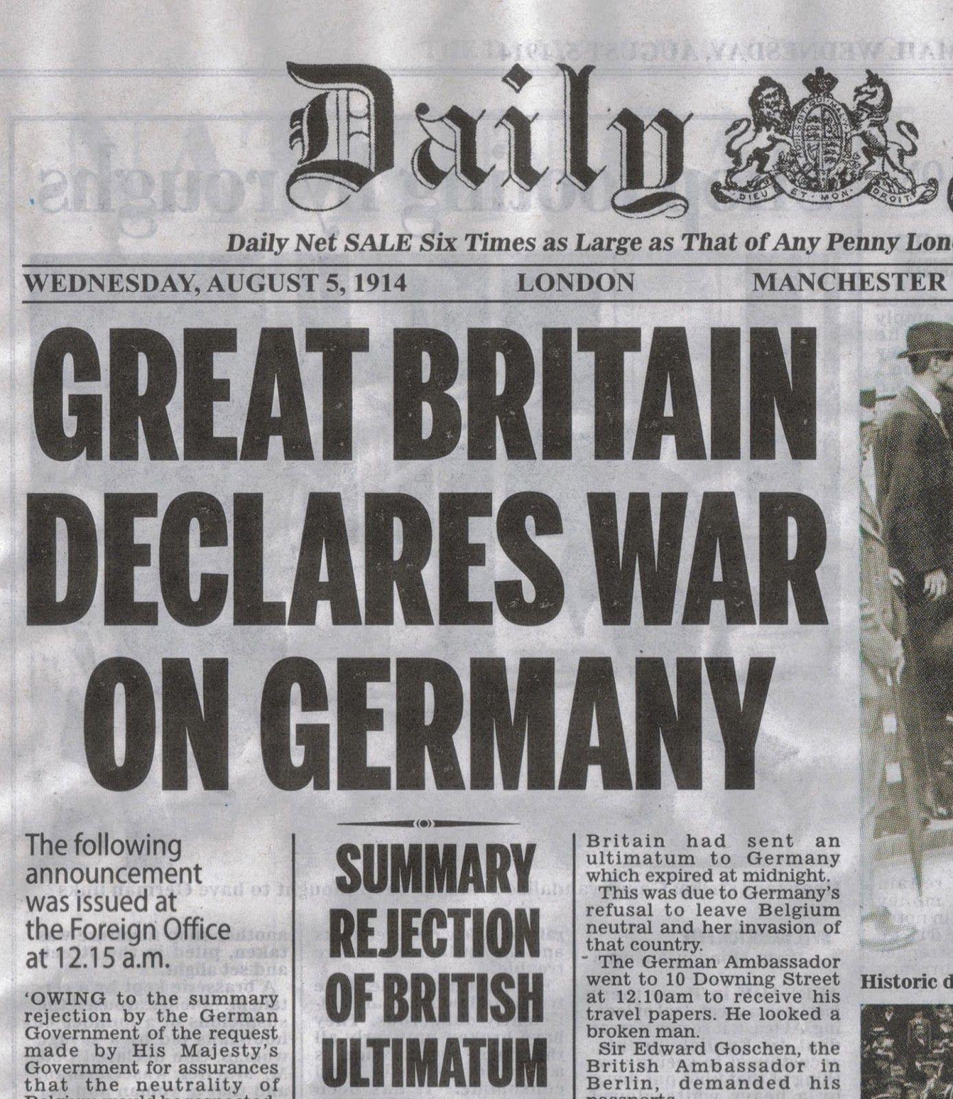 1914 Adverts At The Start Of World War I #1914 #adverts #worldwar1 ...