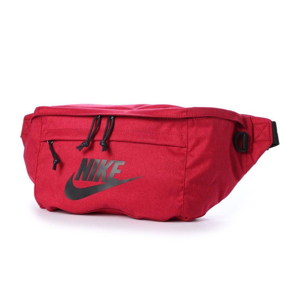 101b5a0c93b8 Nike Tech Hip Pack Gym Sack Lining Bag Sports Soccer Travel Red NWT BA5751-618   Nike  MessengerShoulderBag