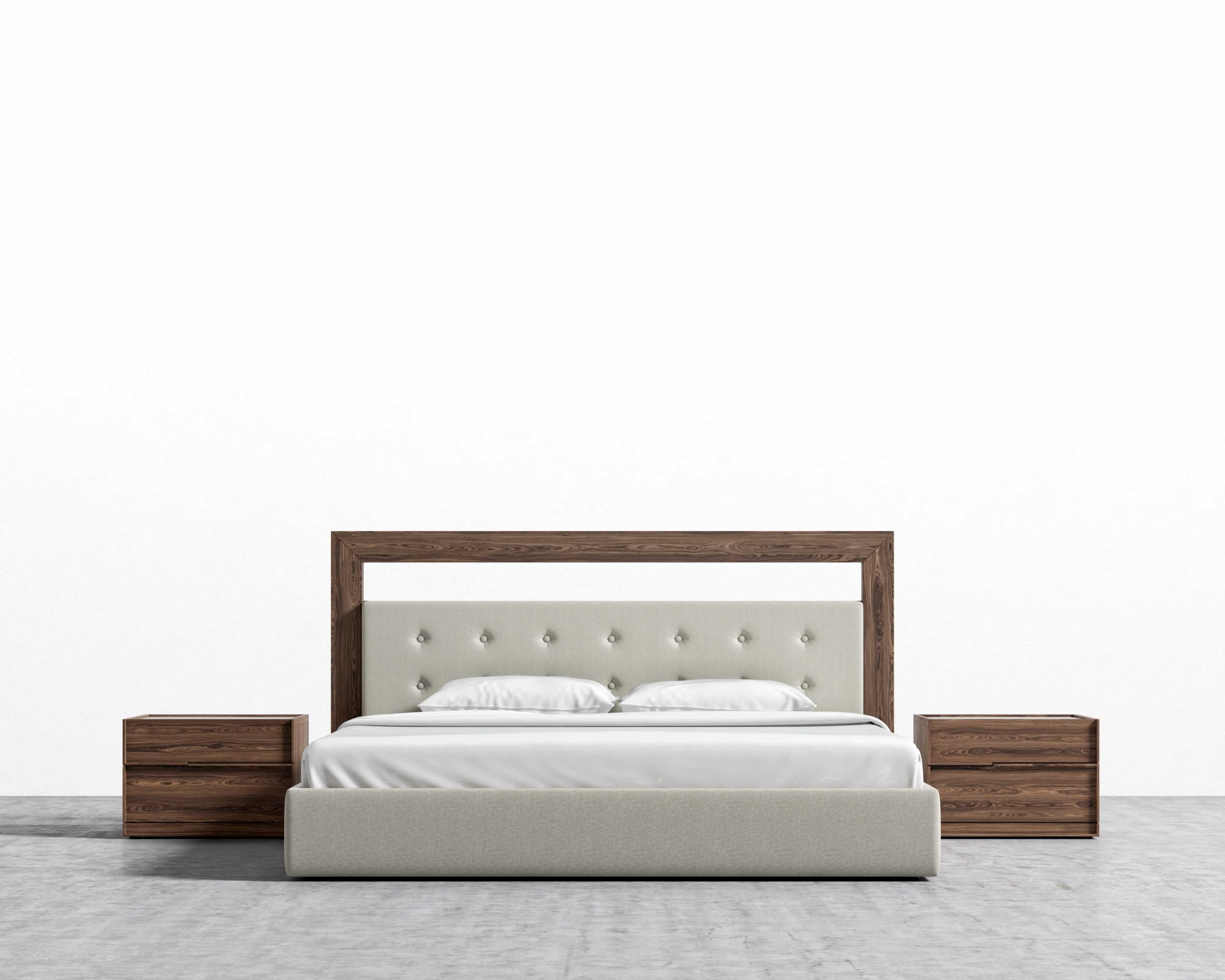Chloe Bed Rove Concepts Rove Concepts Mid Century Furniture