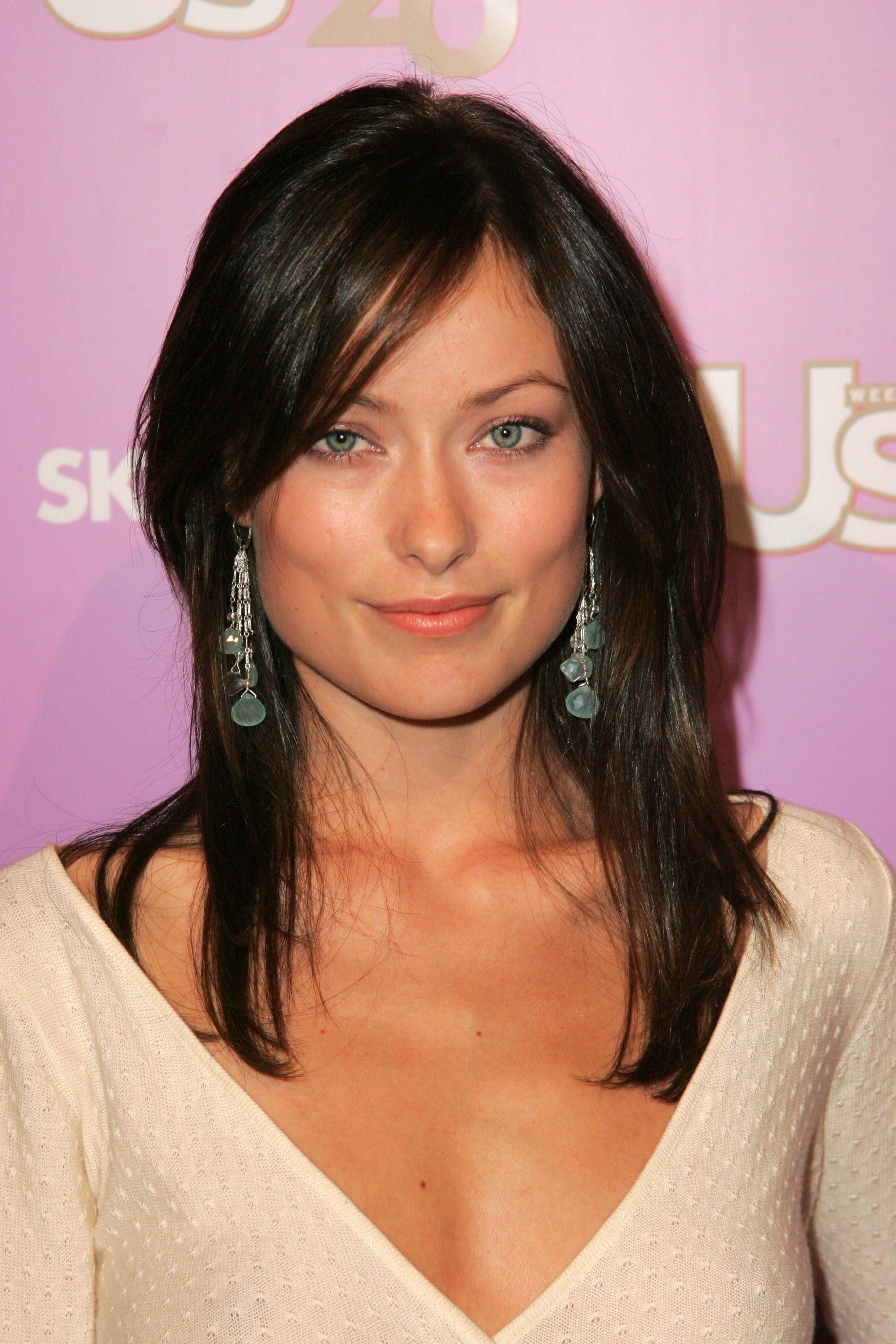 Female Celebrities With Light Brown Hair throughout ☼ olivia wilde #celebrities   olivia wilde   pinterest   olivia