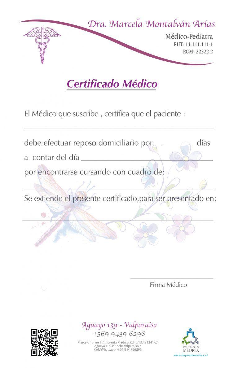 Certificado 09- Pediatra-Médico | MEMES | Certificado