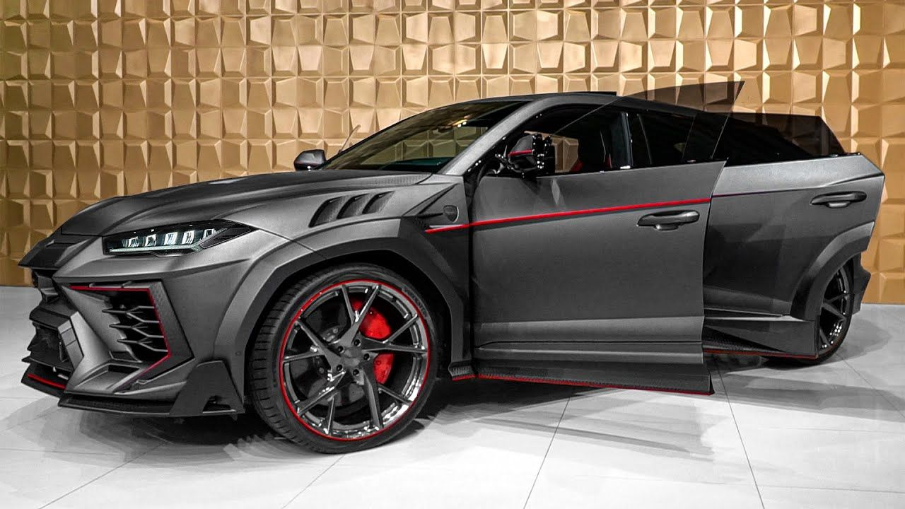 2020 Mansory Lamborghini Urus Venatus Wild Super Suv Is Here In 2020 Best Suv Cars Suv Best Luxury Cars