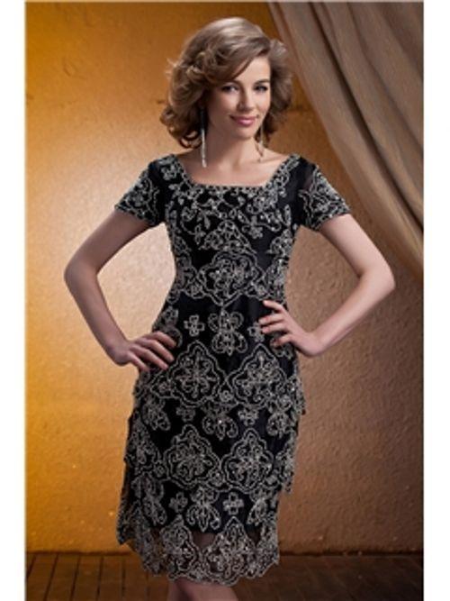 Modelos de vestidos para senoras adultas