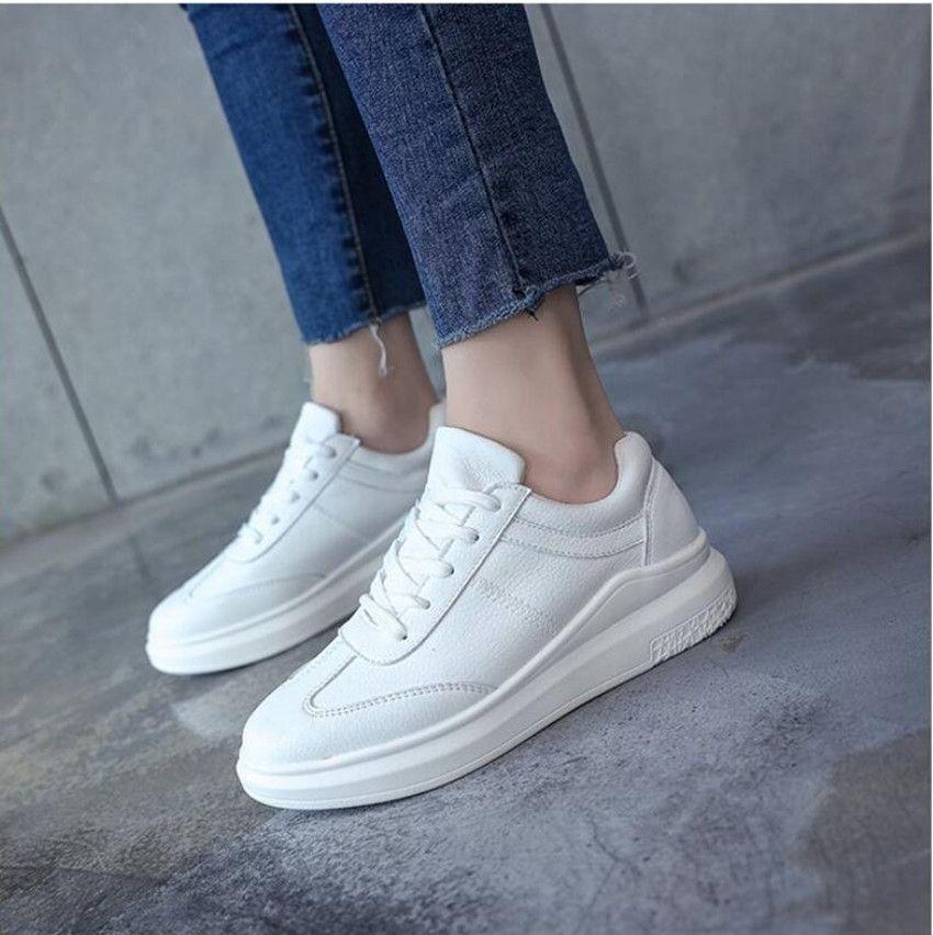 daae49862d60 2017 nieuwe mode jongen meisjes sneakers casual kleine witte schoenen maat  36-44