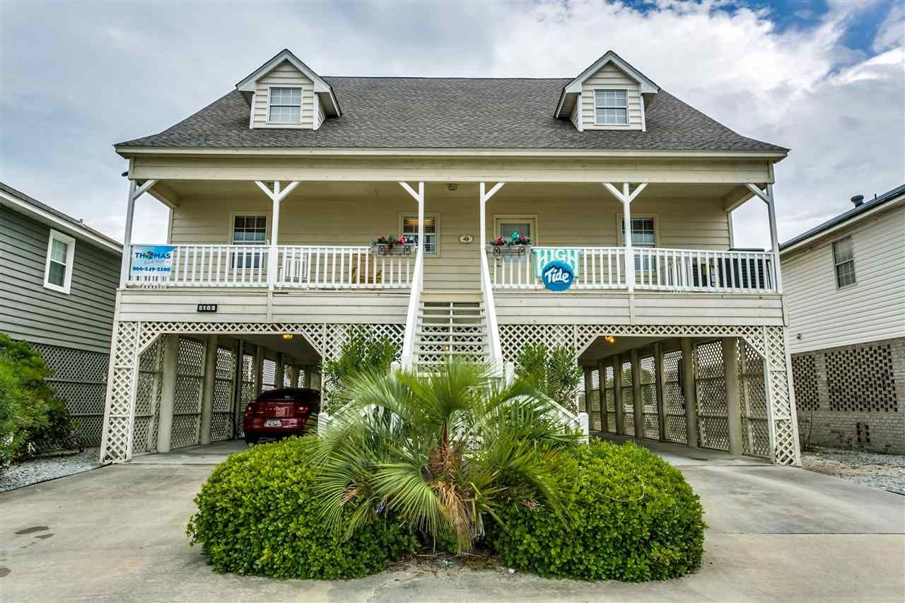 North Myrtle Beach Oceanfront Homes For Sale Myrtle