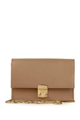 41a553b5cf79 Onna Ehrlich Ruby Clutch · Leather ...
