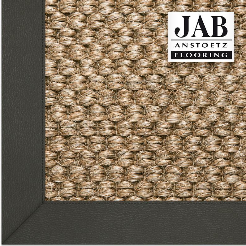 jab anstoetz sisal teppich tropic 024 flachgewebe bei tepgo kaufen versandkostenfrei. Black Bedroom Furniture Sets. Home Design Ideas